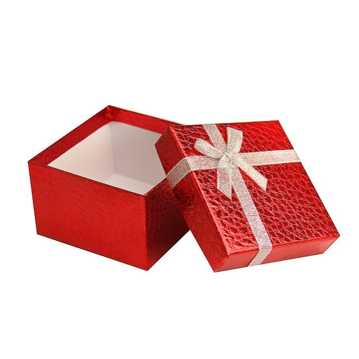 имеет картинка коробка красная пусть все ваши